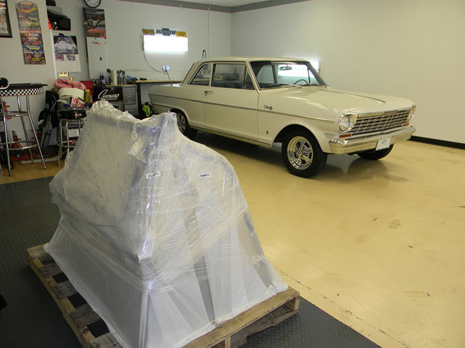 B'z Rods Builds — Bill and Lucy Smathers '64 Build