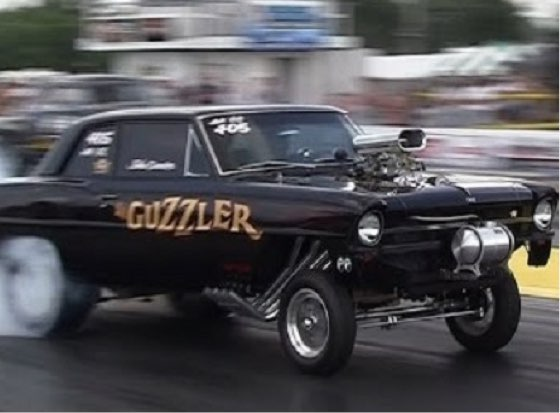 B'z Rods Build — John Einoder's Wild Blown '67, The Guzzler